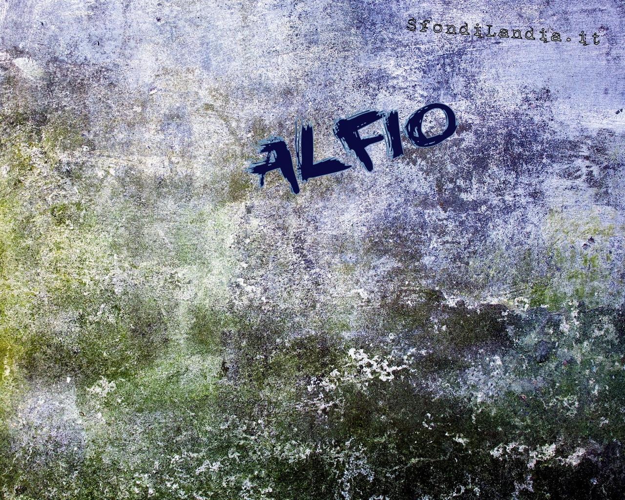 Alfio