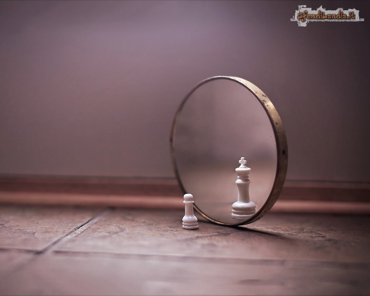 Mirror Chess King