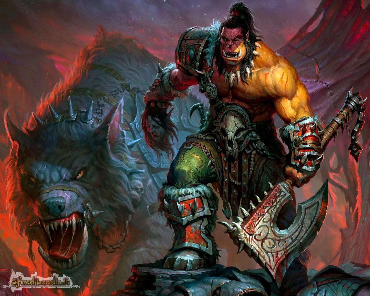 Warcraft Orc