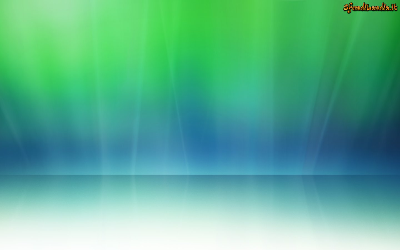 Aurora sul desktop