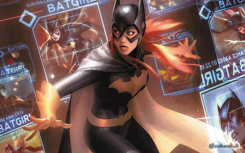 Batgirl Watched