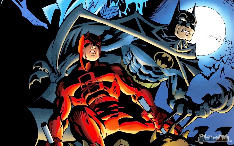 Devil e Batman