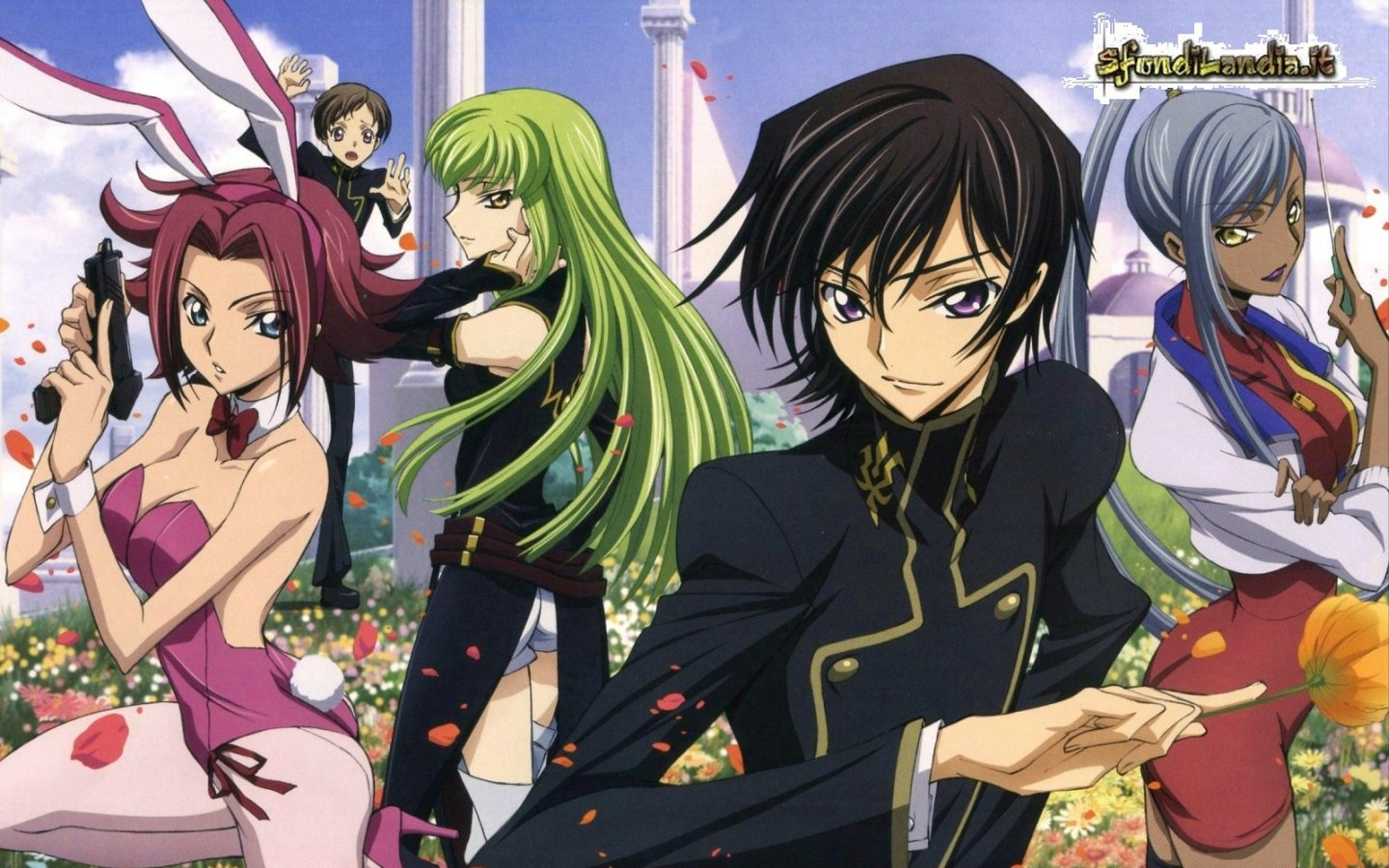 Code Geass Friends