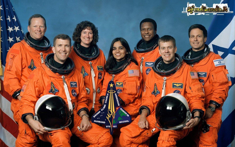 Equipaggio STS 107