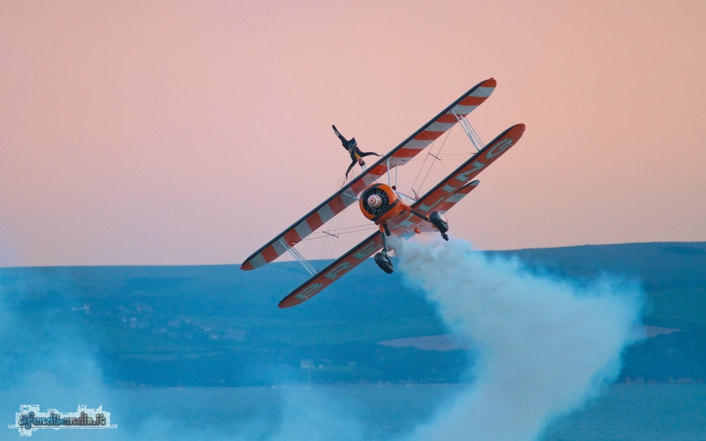 Flying Aerobatics