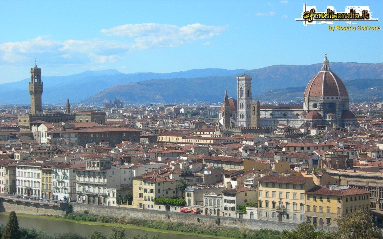Firenze veduta