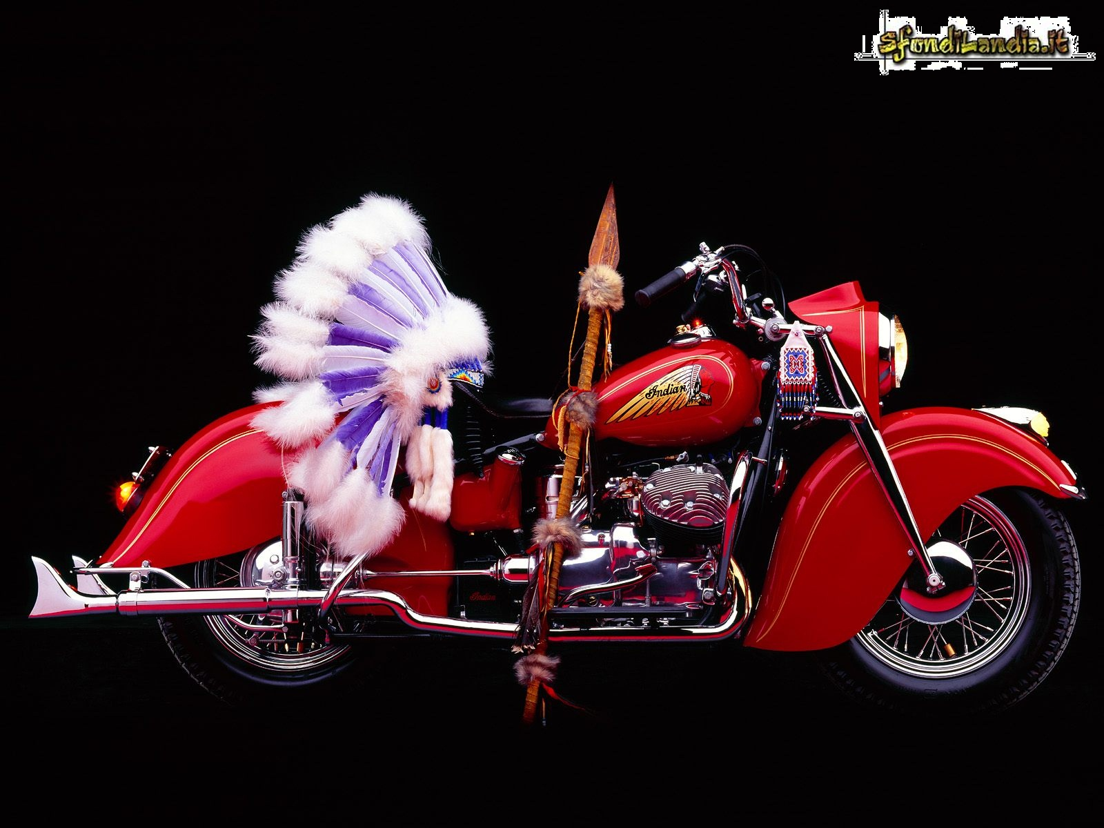 841 Indian Motorcycle