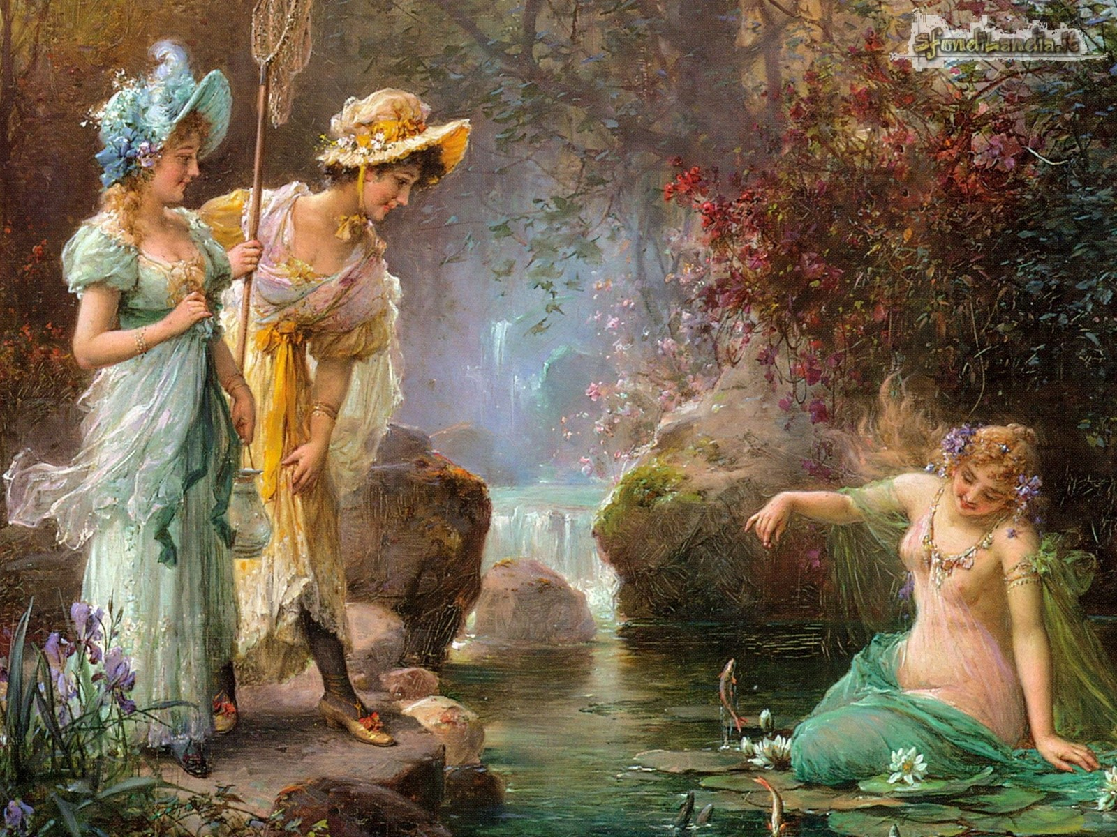 A Water Idyll