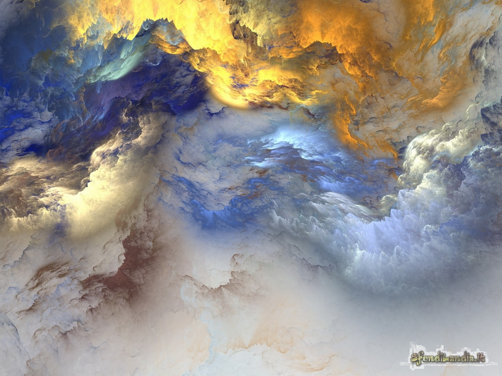 Abstract Clouds