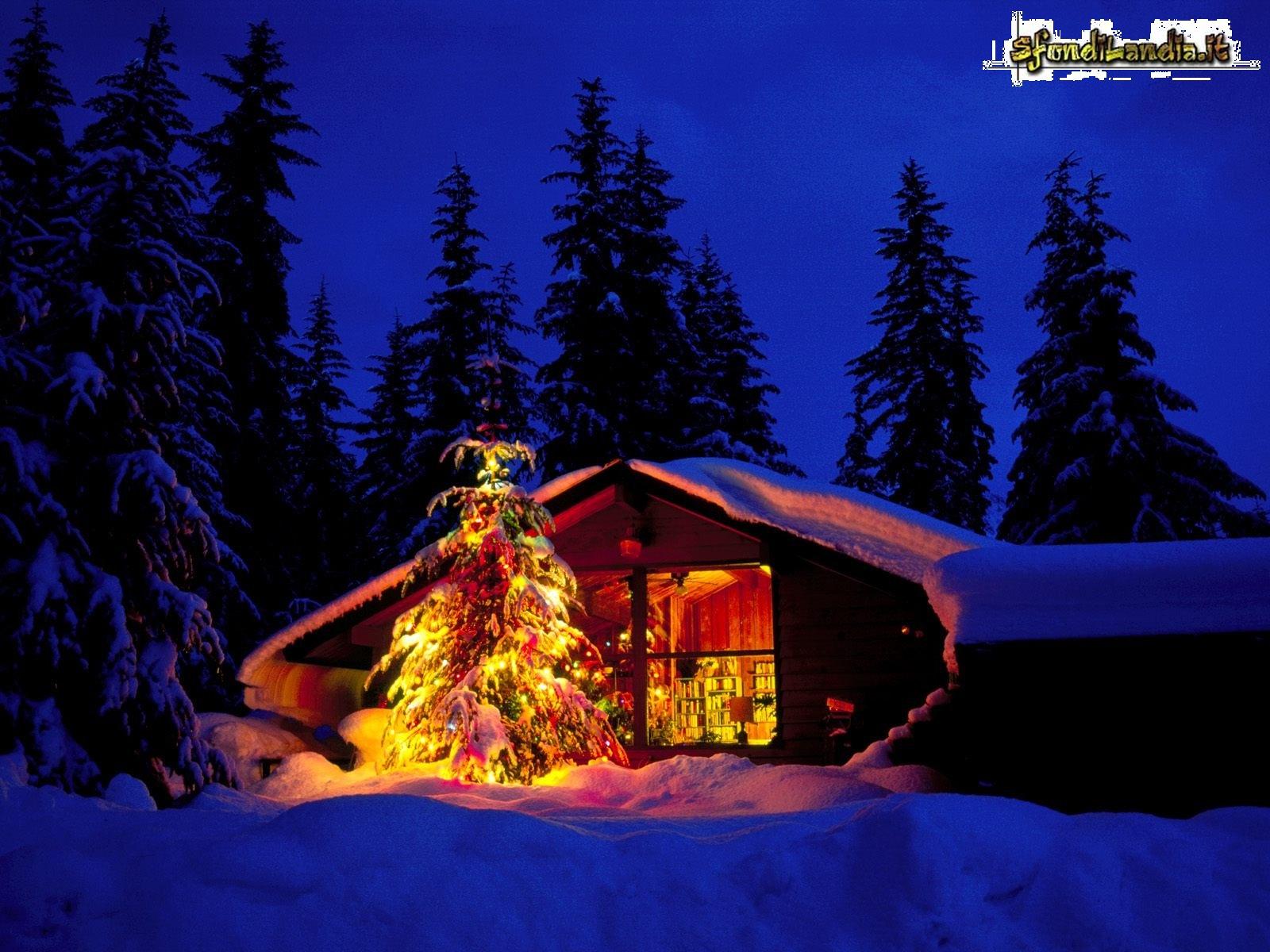 Baita di Natale