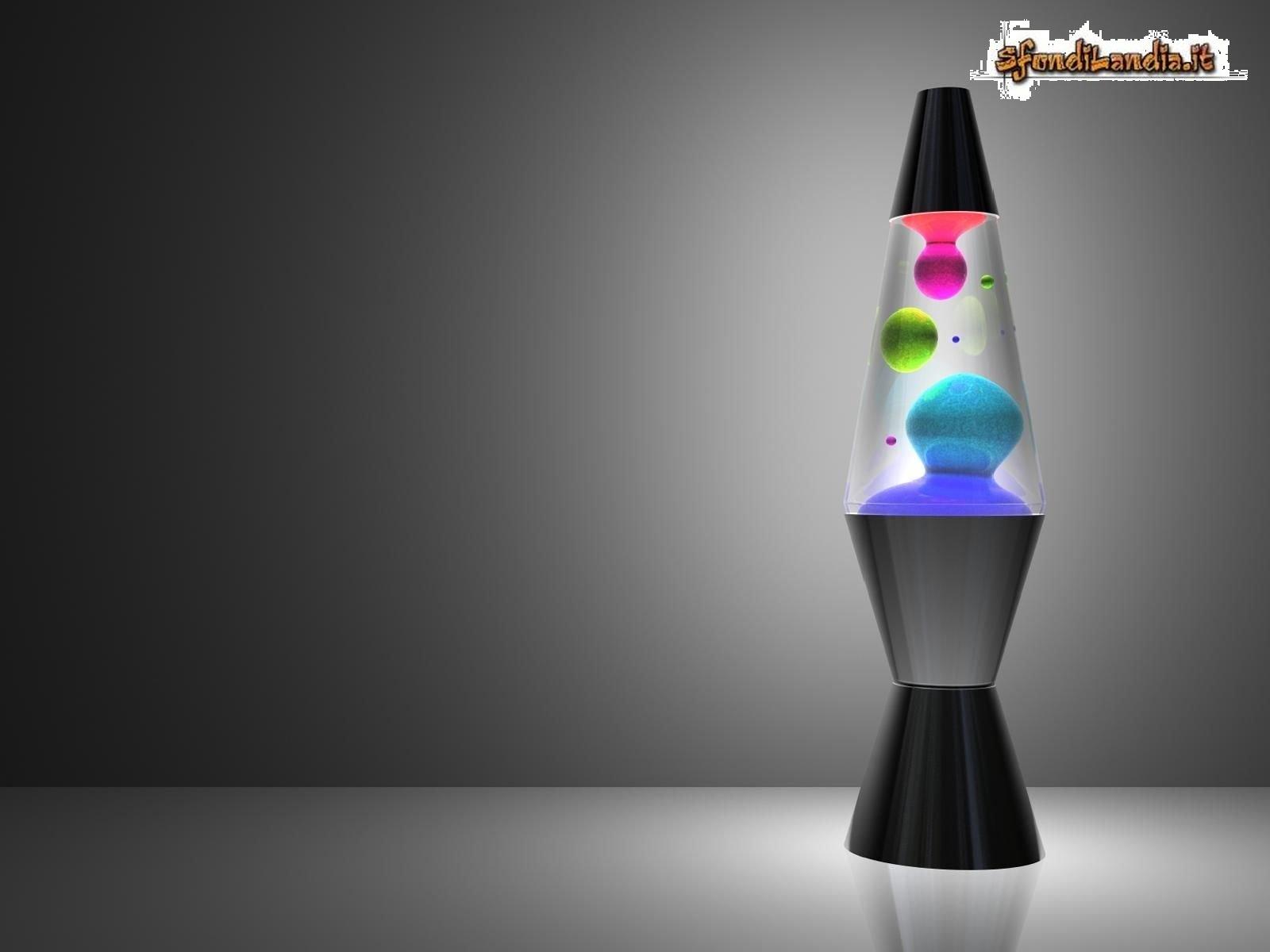 Blobba Lamp