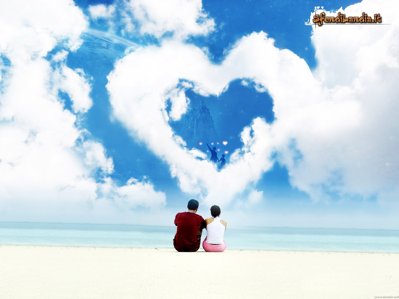 Cloud In Love