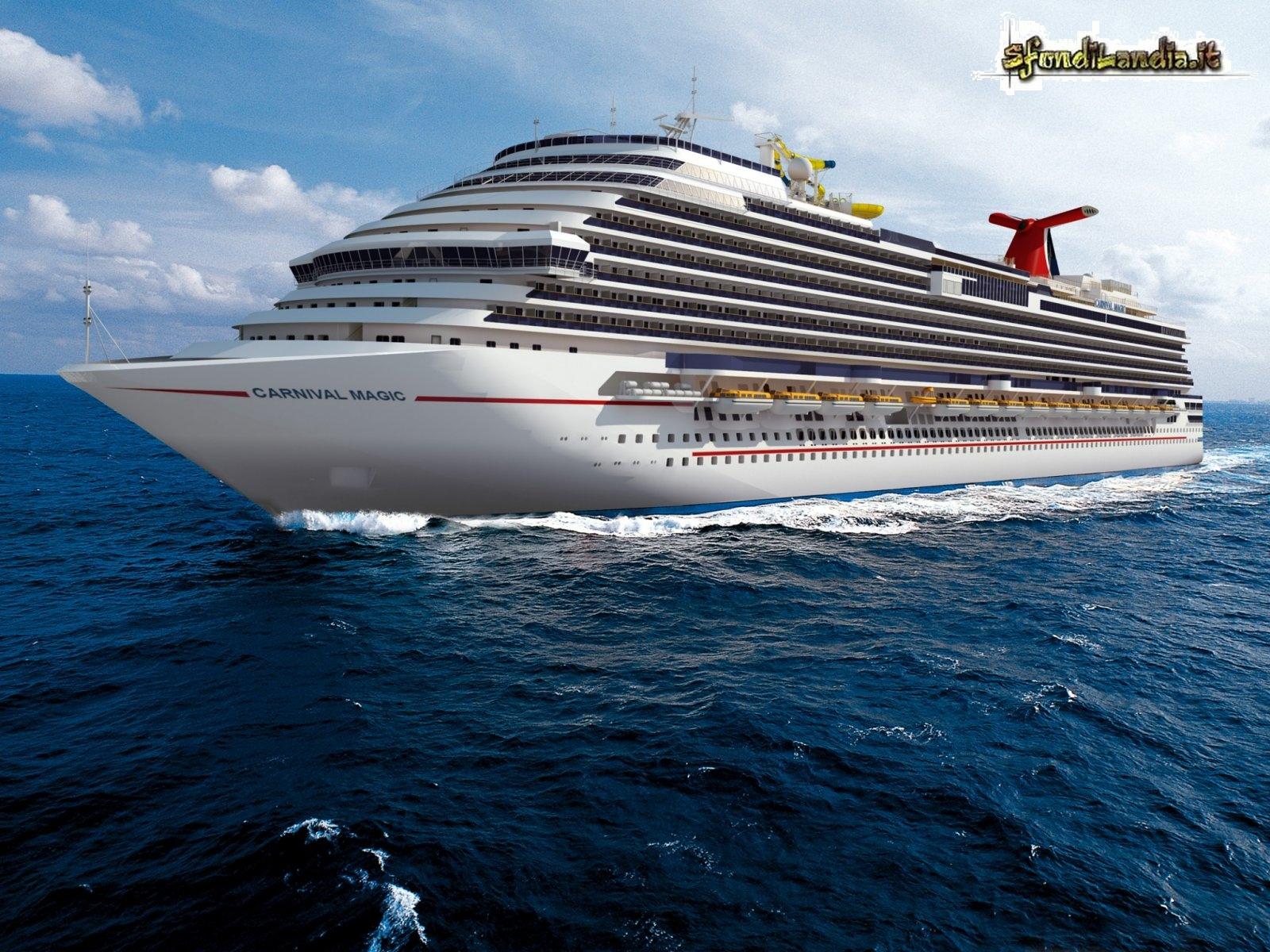 Carnival Ship