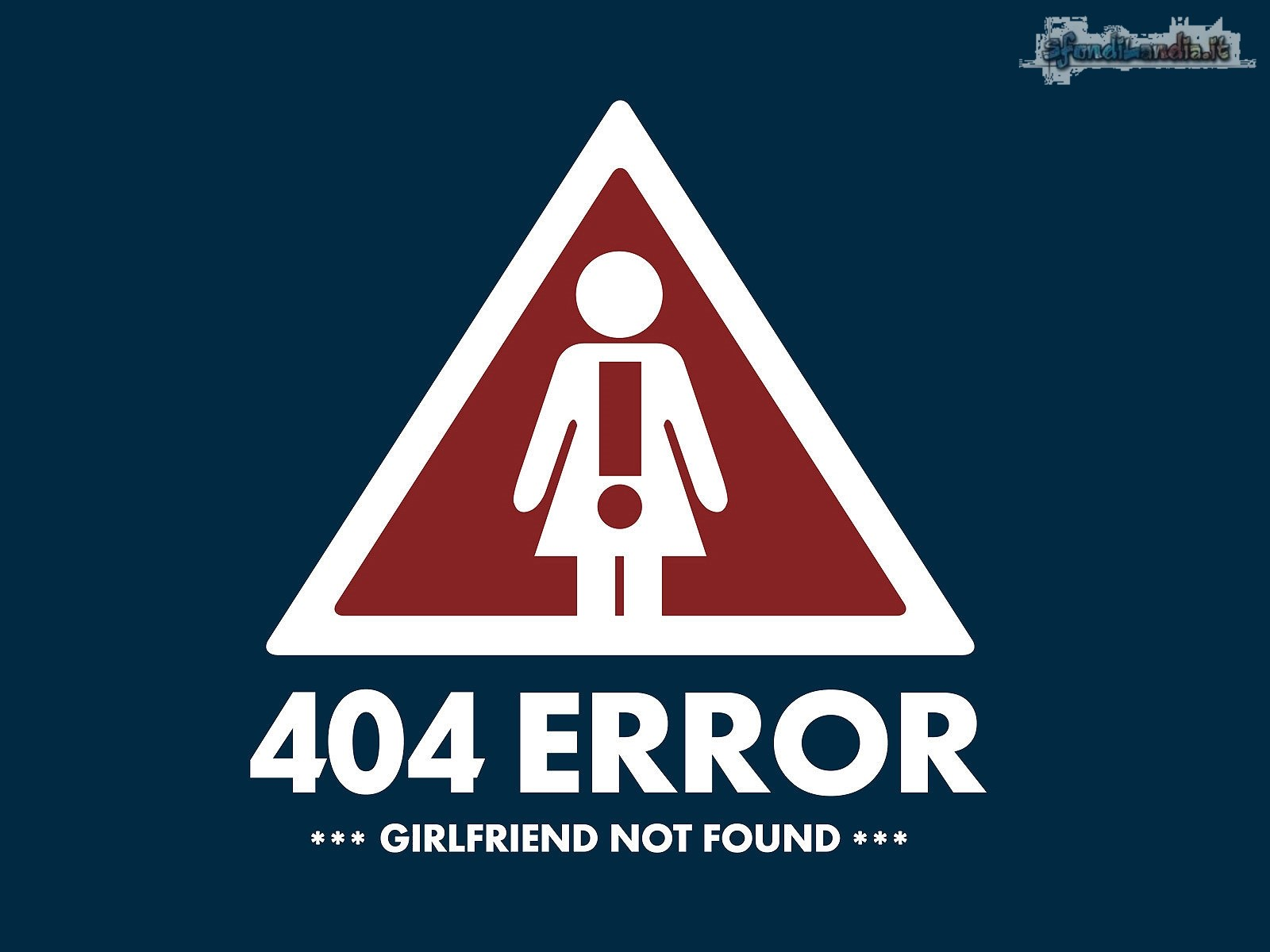 Girlfirend Not Found