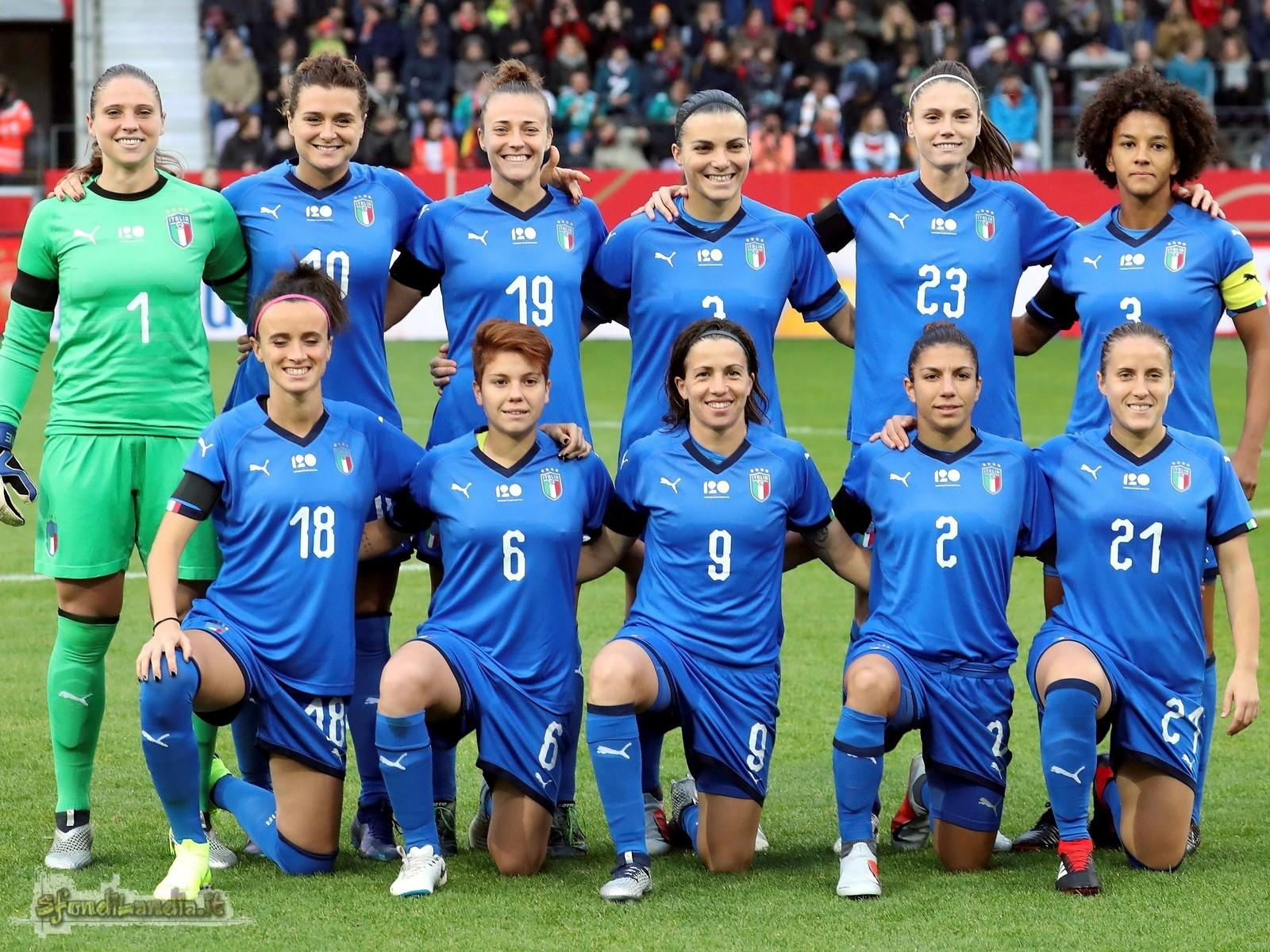 Italia femminile 2019