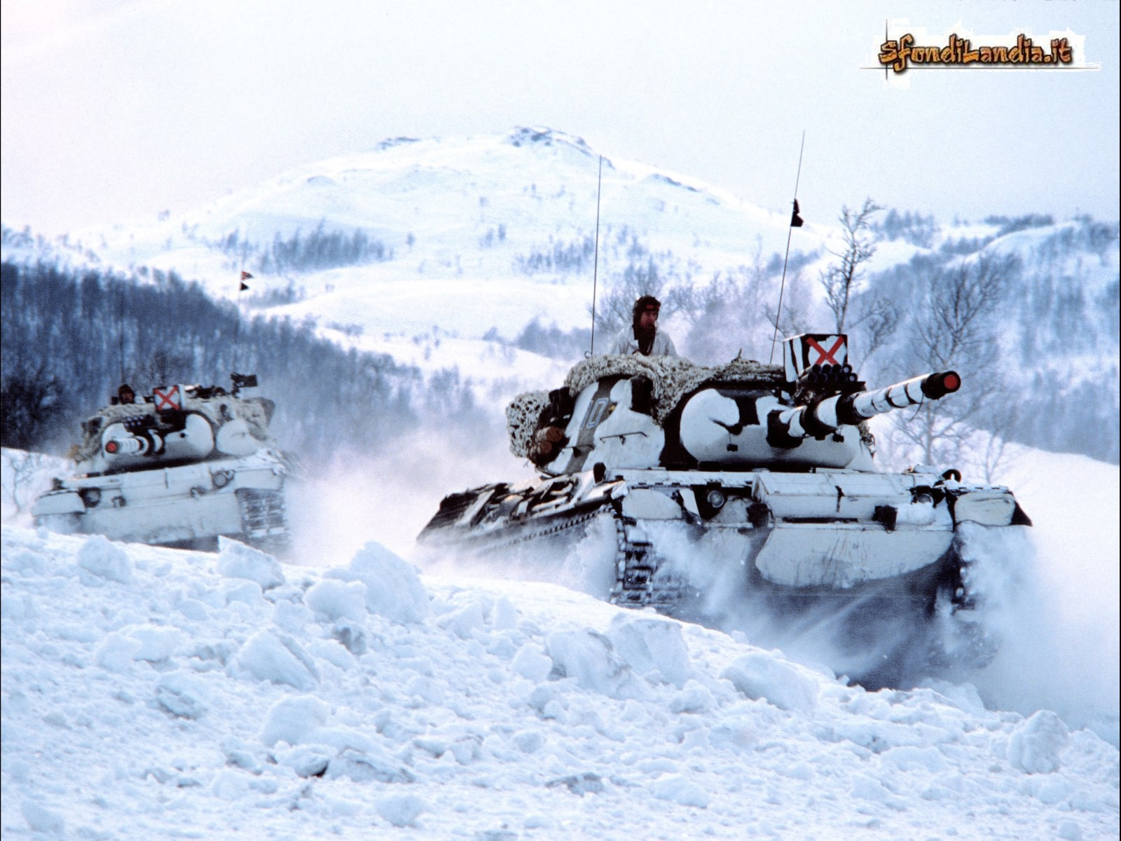 Norwegian Tanks