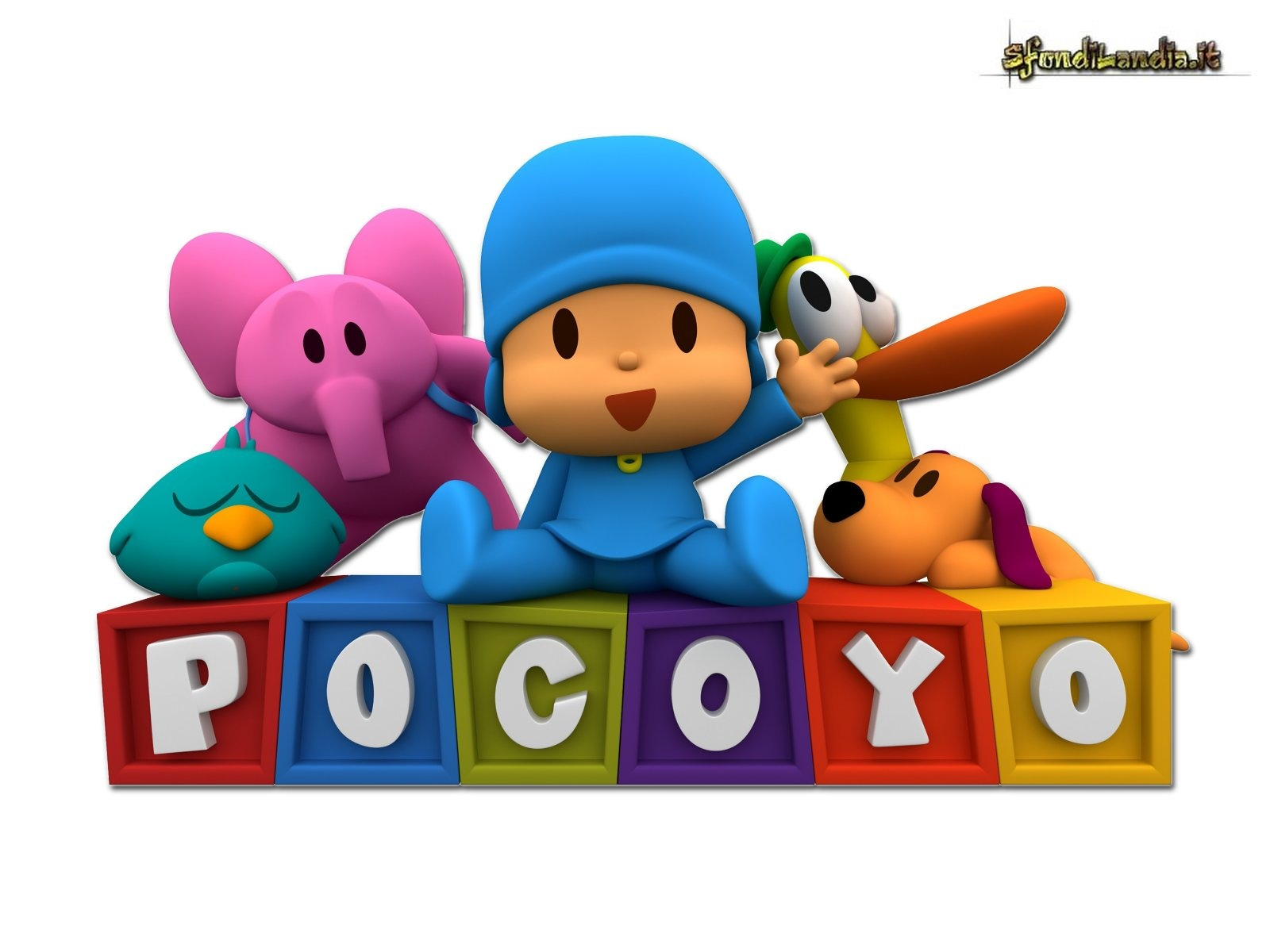 Anche Per Android Iphone Wallpaper Gratis Pocoyo
