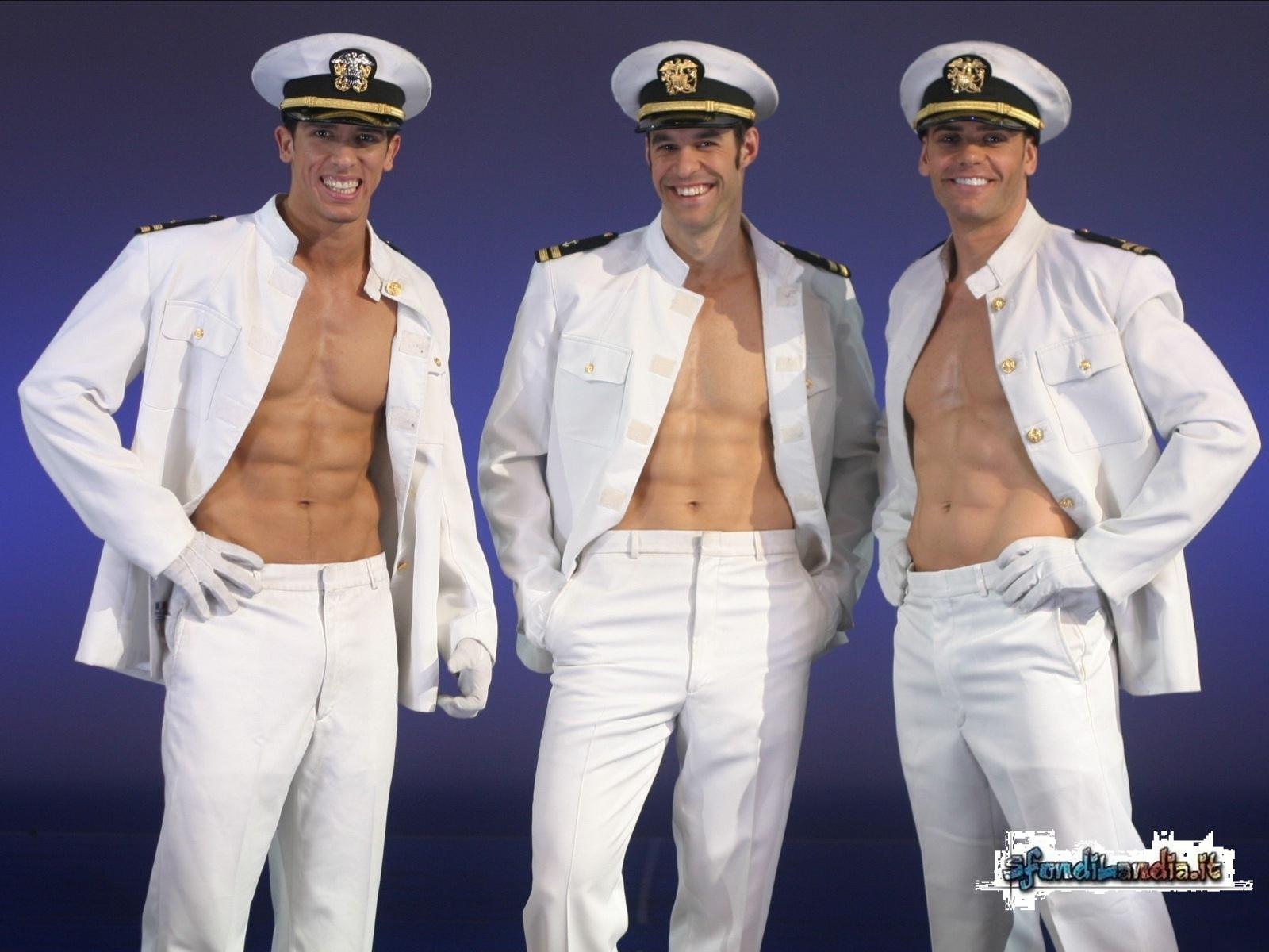Sexy Sailors