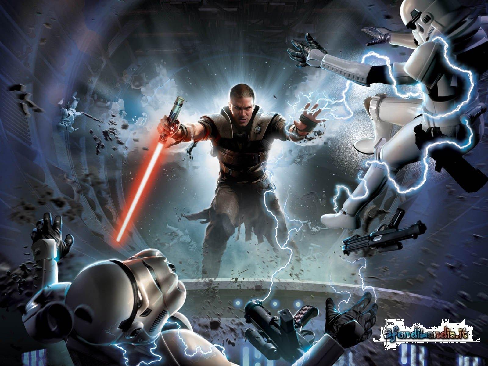 Sfondilandiait Sfondo Gratis Di Star Wars Game Per Desktop