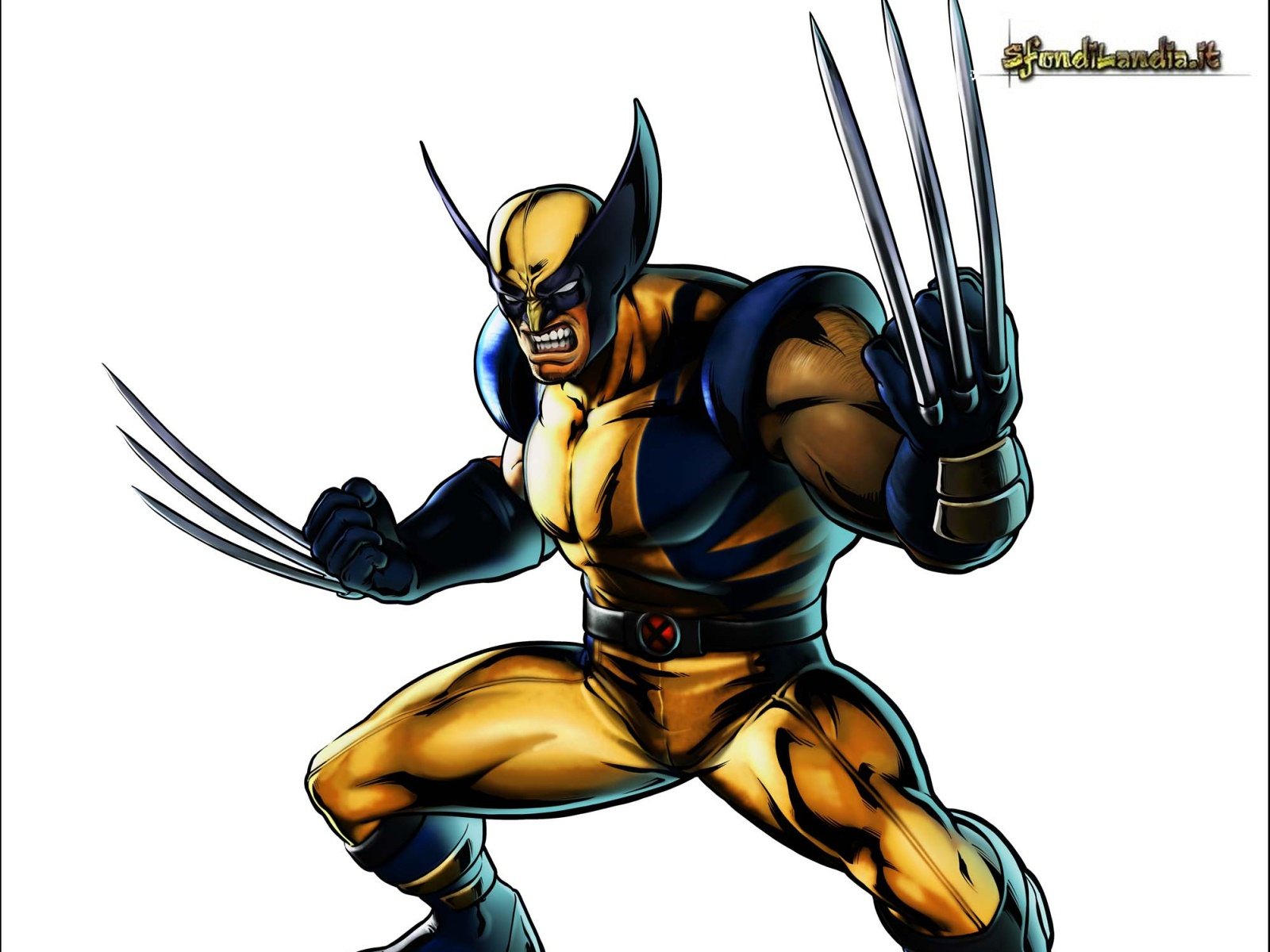 Wolverine Menace