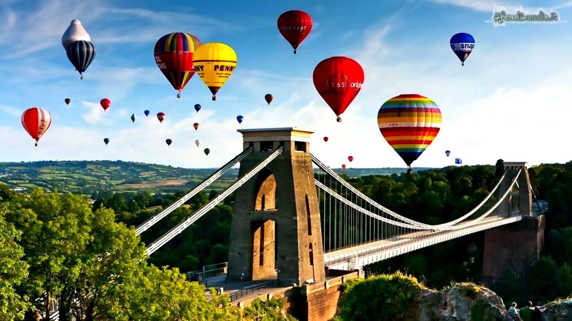 Air Balloons Festival