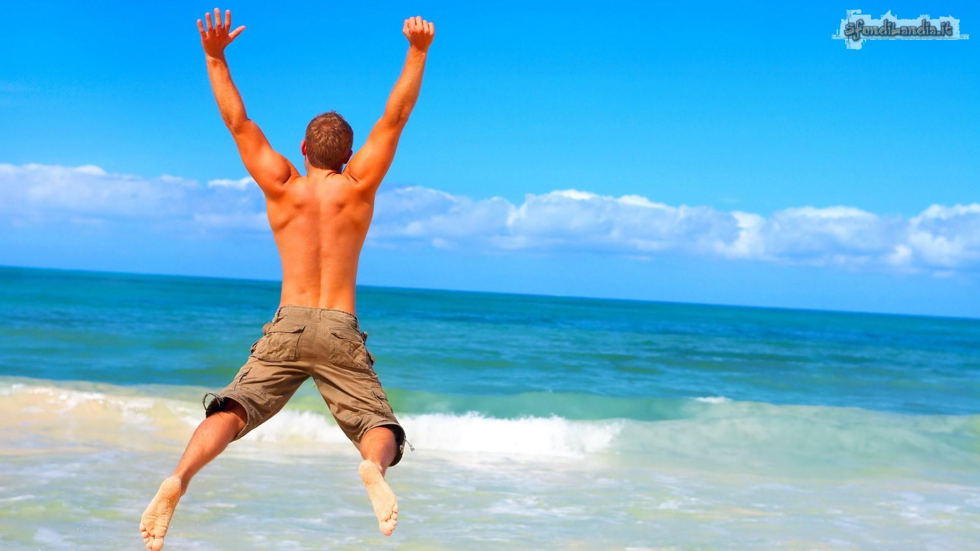 Beach Enjoy