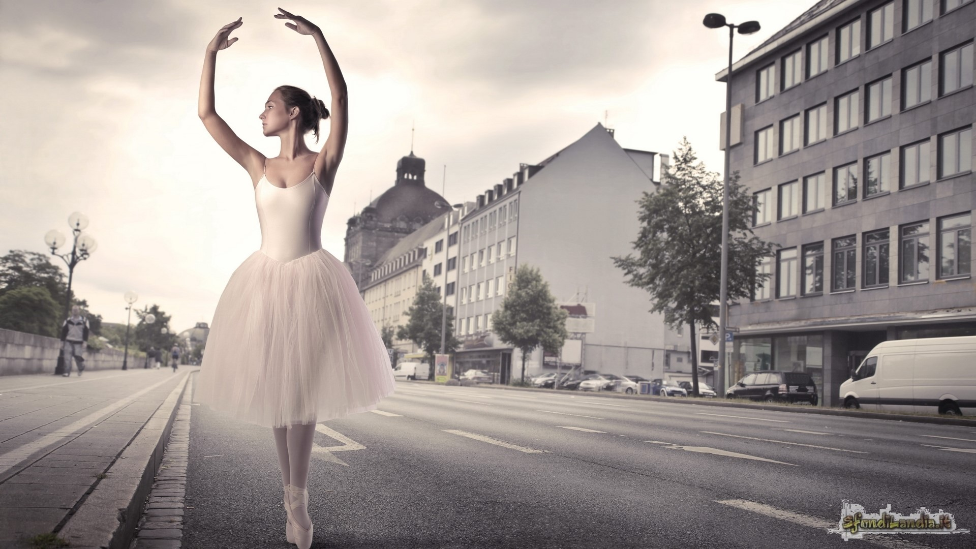 Dancing On The Street