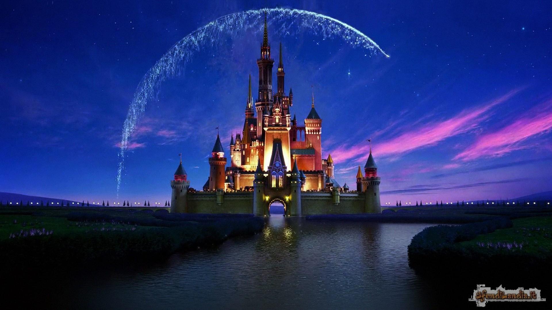 Sfondilandia sfondo gratis di disney castle per desktop