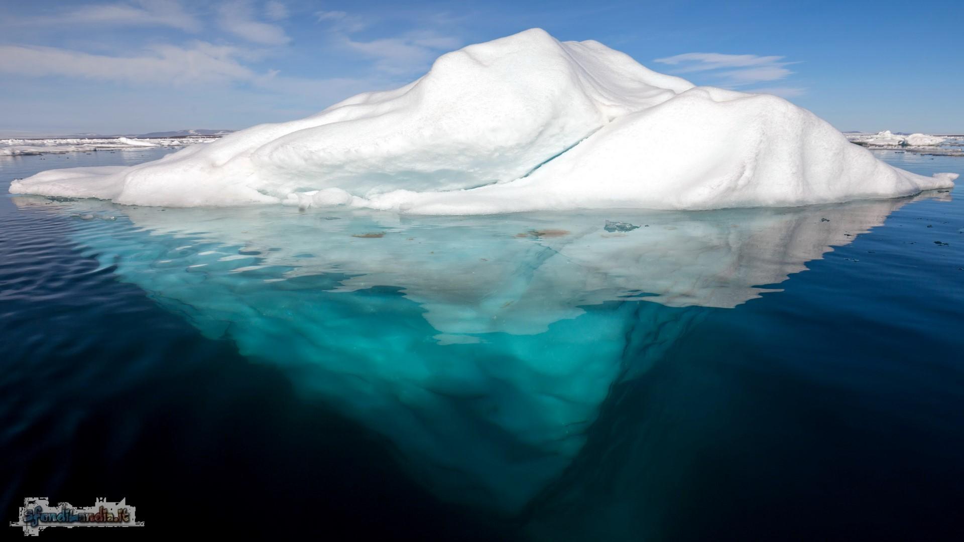 Artic Iceberg