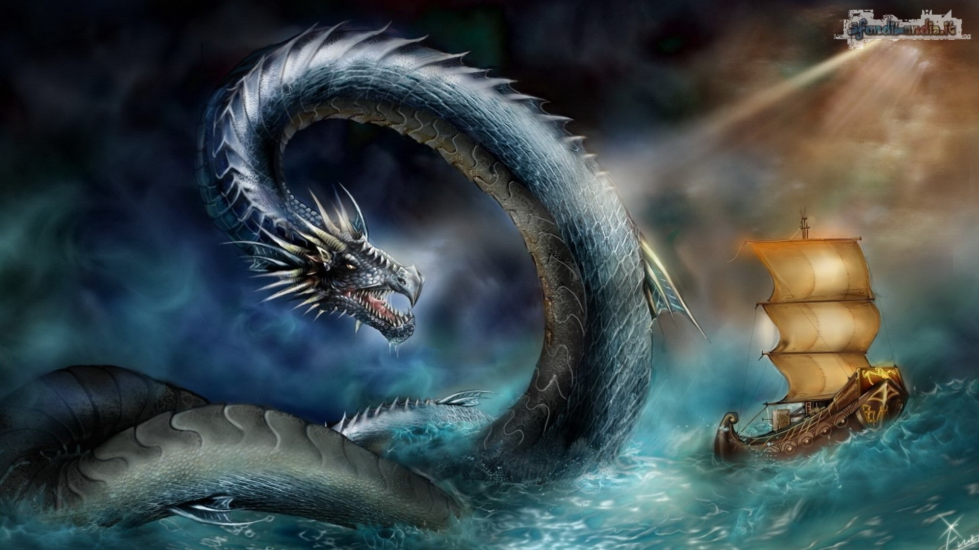 Serpente marino