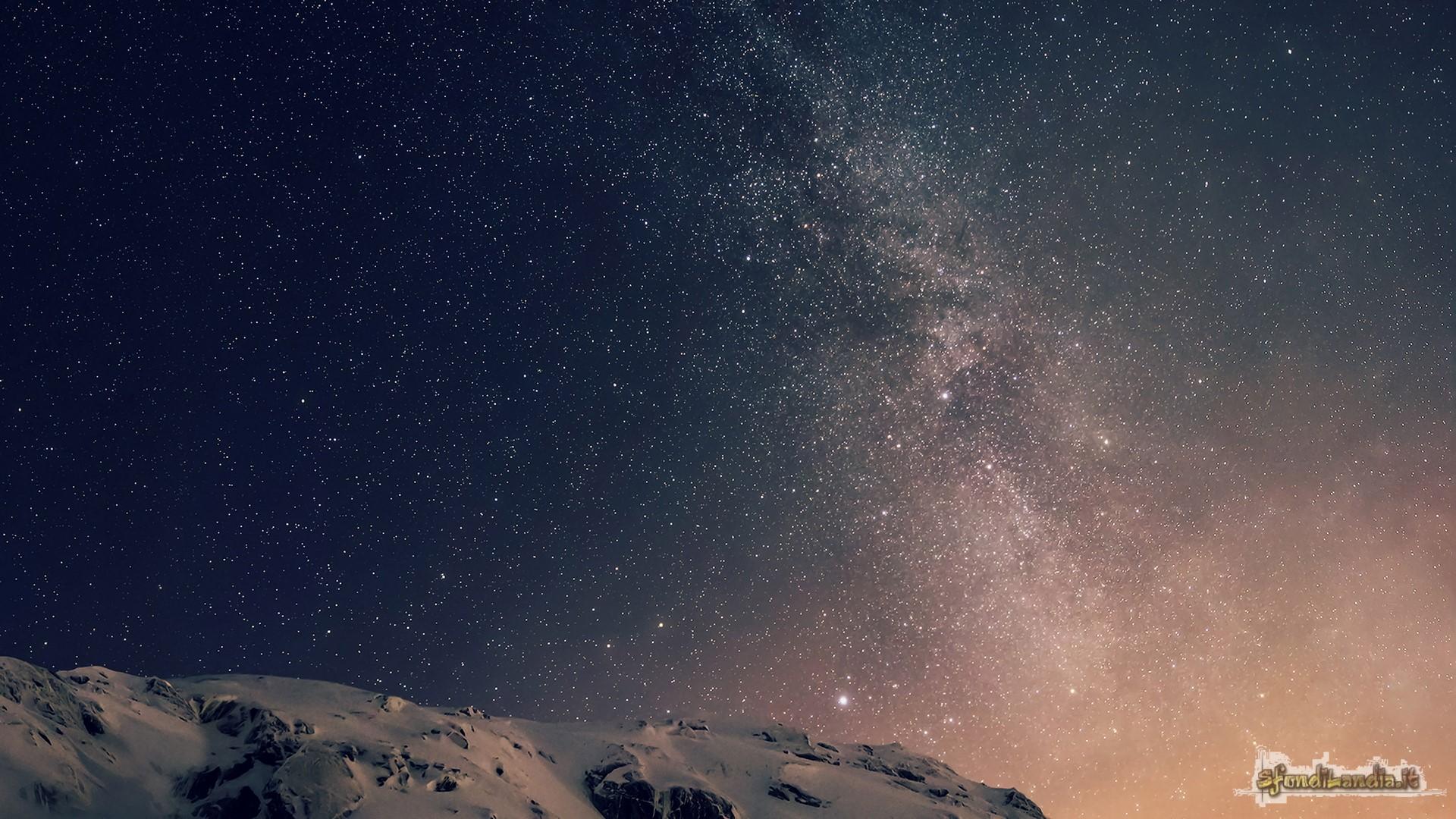 Sky In The Night
