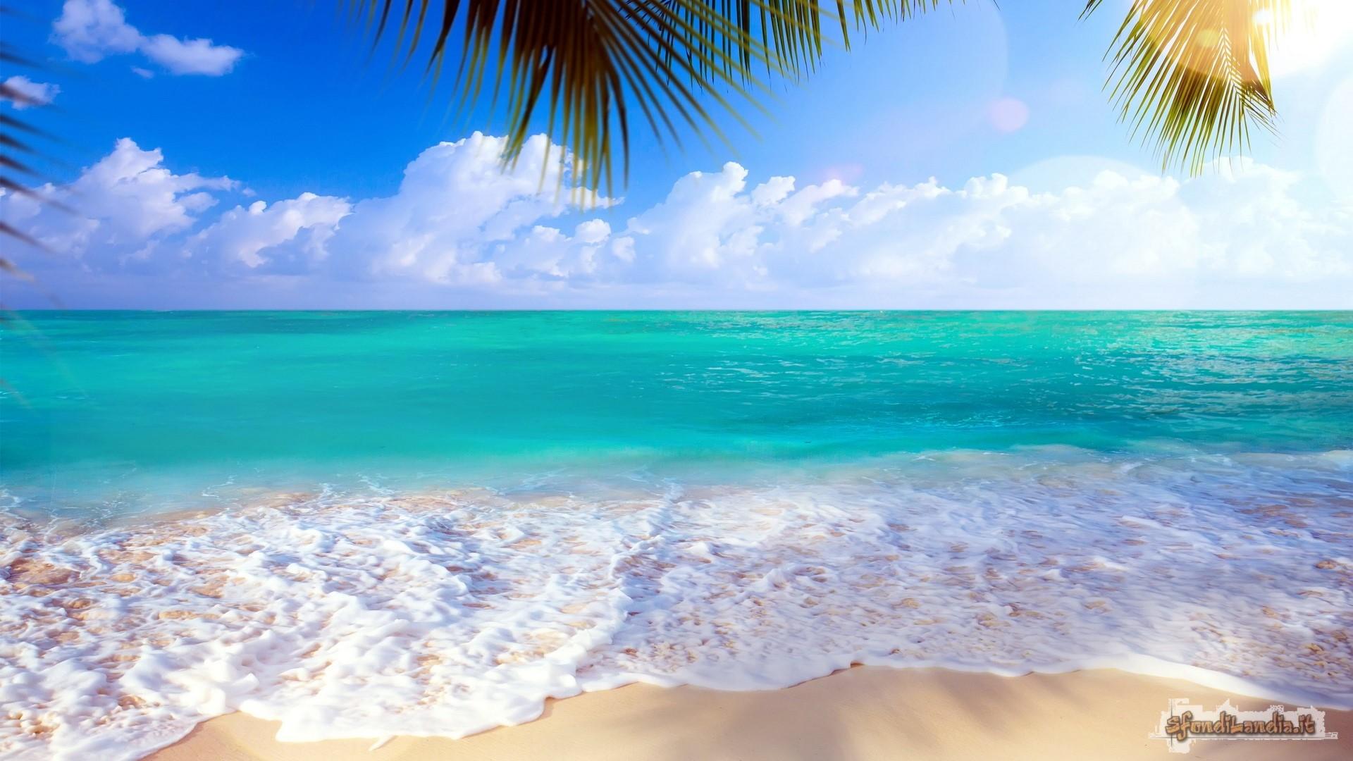 Sfondilandiait Sfondo Gratis Di Summer Sunshine Per Desktop
