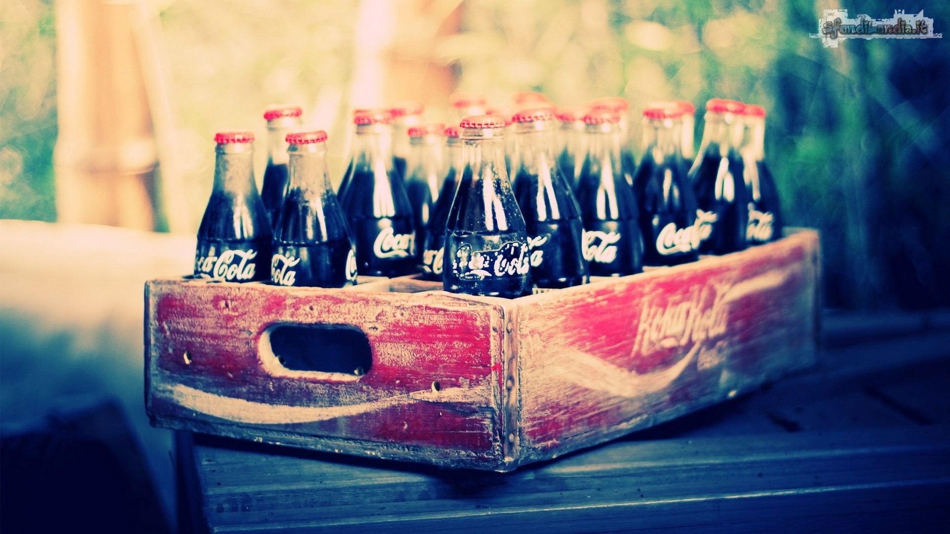 Sfondo gratis di vintage coke per desktop smartphone android e iphone in - Vintage coke wallpaper ...
