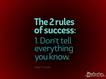 Sfondo: Two Rules