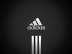 Sfondo: Adidas logo