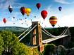 Sfondo: Air Balloons Festival