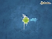 Sfondo: Android Blue