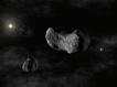 Sfondo: Asteroide