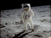 Astronauta sulla Luna