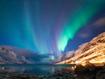 Sfondo: Aurora Boreale