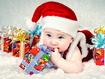 Sfondo: Baby Christmas