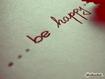 Sfondo: ...Be Happy!