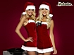 Sfondo: Christmas Girls