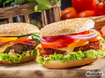 Sfondo: Hamburger