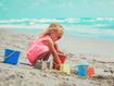 Sfondo: Bimbi In spiaggia