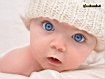 Sfondo: Blue Eyes