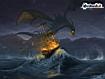 Sfondo: Boat On Fire