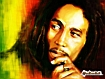 Sfondo: Bob Marley Face