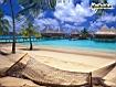 Sfondo: Capanne Bora Bora