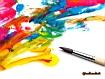 Sfondo: Brush Painting